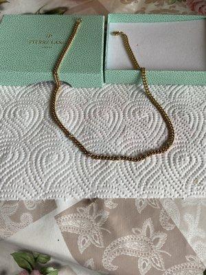 Pierre lang Halskette mit Steine echt vergoldet Np 189€