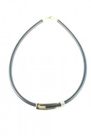 Pierre Lang Necklace black-gold-colored casual look