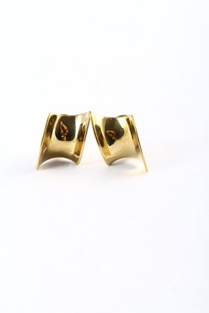 Pierre Lang Earclip gold-colored casual look