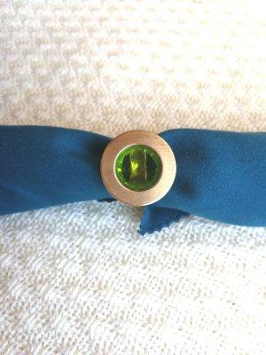 Pierre Lang Ring mit grünem Stein