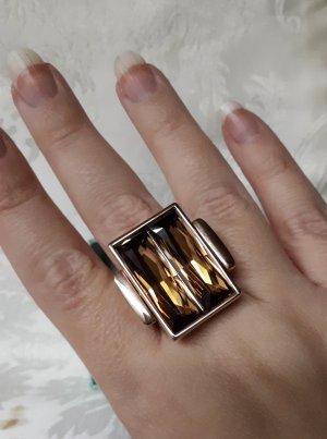 Pierre Lang Ring rosegold bernstein topas Gr. 8 VIII