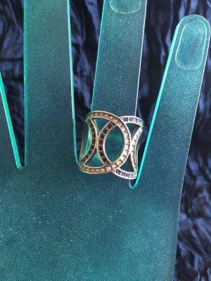 Pierre Lang Ring Silber/Rhodiniert Gr. 7