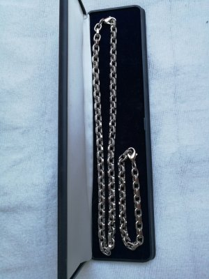 Pierre Lang Link Chain silver-colored