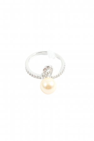 Pierre Lang Statement Ring silver-colored casual look