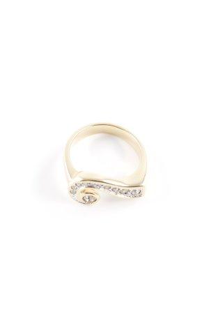 Pierre Lang Statement ring goud elegant