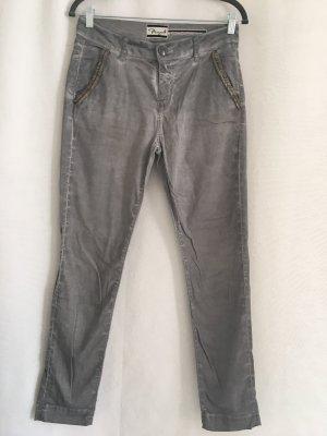 Pieszak - Damen Jeans - hellgrau - Gr. 27