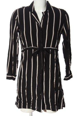 Pigalle Blusenkleid Streifenmuster Casual-Look
