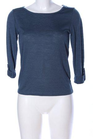 Pigalle Longsleeve blau Casual-Look