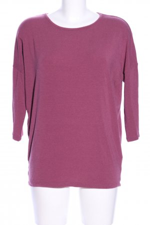 Pigalle Oversized Shirt pink Business-Look