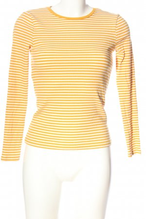 Pigalle Stripe Shirt primrose-natural white striped pattern casual look