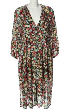 Pigalle Sommerkleid Allover-Druck Casual-Look