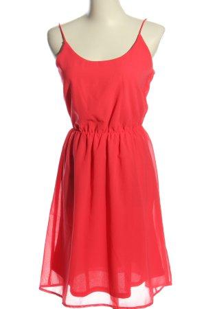 Pigalle Trägerkleid rot Casual-Look