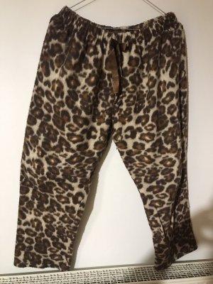 Woolen Trousers brown