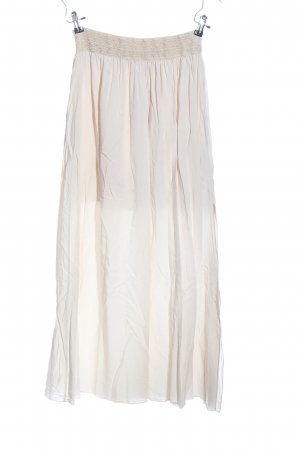 Pike Maxi Skirt natural white casual look
