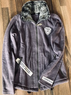 Pikeur Fleece Jackets grey violet