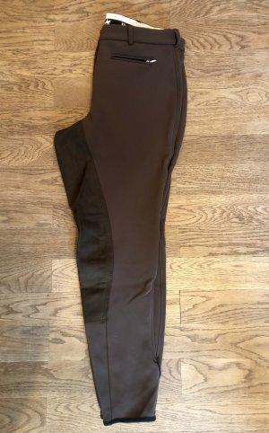 Pikeur Pantalone da equitazione marrone-marrone scuro