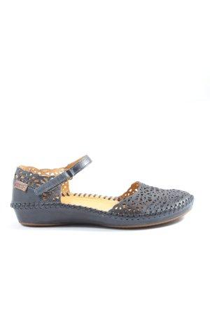 Pikolinos Zapatos Mary Jane negro look casual