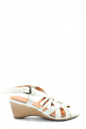 Pikolinos Wedge Sandals white casual look
