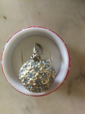 Pilgrim Pendant silver-colored-azure