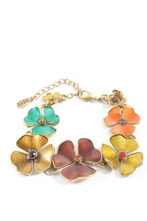 Pilgrim Bracelet doré élégant
