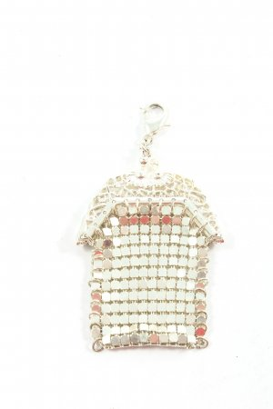 Pilgrim Pendant silver-colored casual look