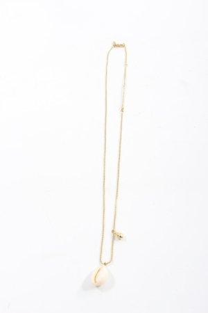 Pilgrim Collier goldfarben Casual-Look