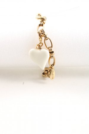 Pilgrim Gold Bracelet gold-colored-white casual look