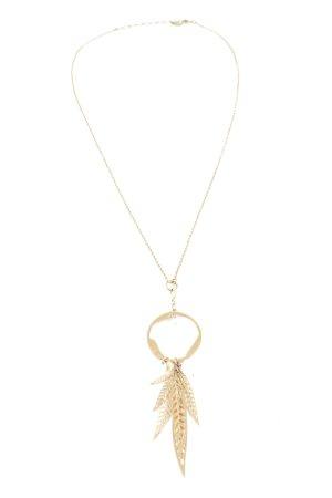 Pilgrim Halskette goldfarben Elegant