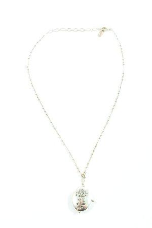 Pilgrim Halskette silberfarben Elegant