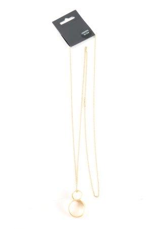 Pilgrim Halskette goldfarben Casual-Look