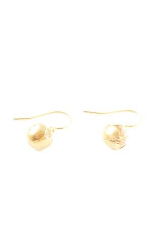 Pilgrim Bungeloorbellen goud elegant