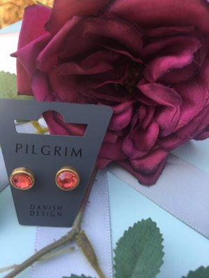 Pilgrim ohrstecker mit Swarovski , neu je 7€