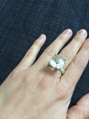 Pilgrim Ring mit Stein