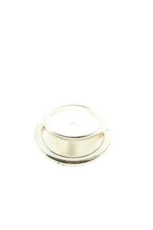 Pilgrim Silver Ring silver-colored elegant