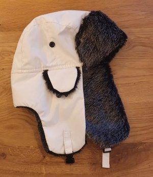 Aviator Hat white-anthracite