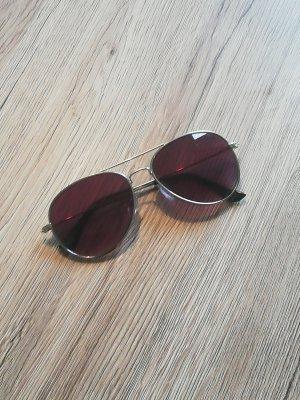 H&M Aviator Glasses multicolored