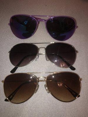 Piloten Sonnenbrillen