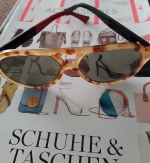 Gucci Gafas de sol ovaladas multicolor