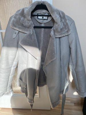 Terranova Giacca invernale grigio chiaro-grigio