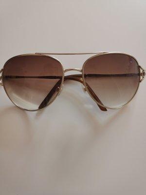 H&M Gafas de sol redondas color oro