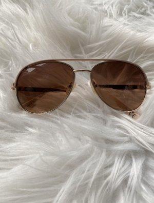 Aviator Glasses rose-gold-coloured