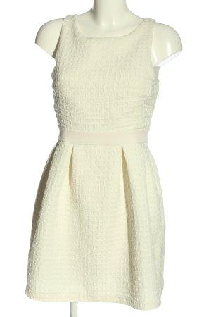 Pimkie A-Linien Kleid wollweiß Elegant
