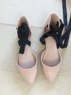 Pimkie Ballerinas rose Größe 39