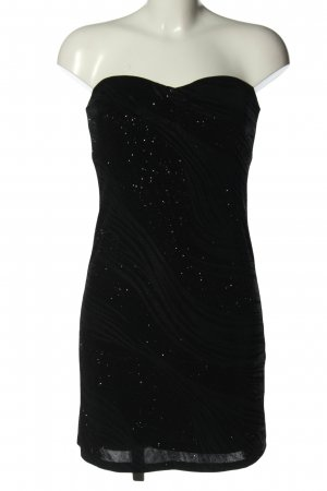 Pimkie Vestido bandeau negro elegante
