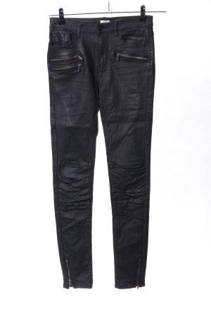 Pimkie Jeans da motociclista nero stile casual