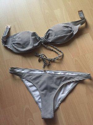 Pimkie Bikini wit-zwart