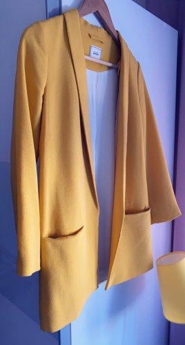 Pimkie Lange blazer geel