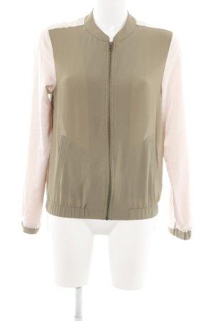 Pimkie Blouson khaki-pink Business-Look