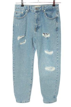 Pimkie Boyfriend Jeans blue casual look