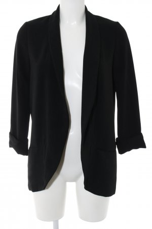 Pimkie Cardigan schwarz Business-Look